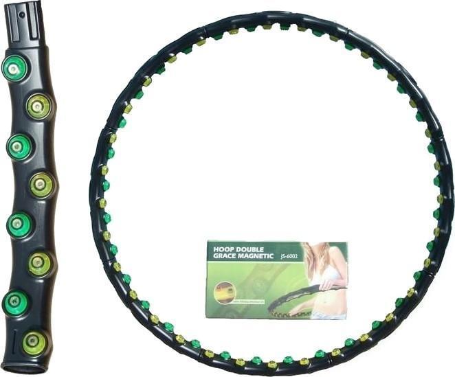 Массажный обруч Hoop Double Grace Magnetic