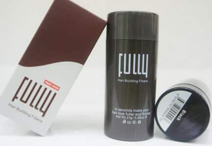 Загуститель для волос Fully hair