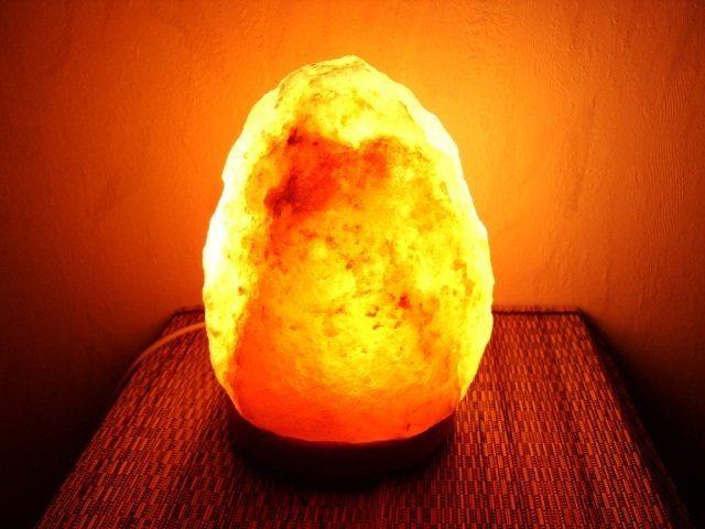 Солевая лампа (соляная) Скала