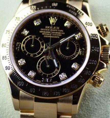 Мой обзор наручных часов Rolex Daytona
