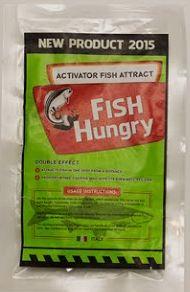 Мой обзор на активатор клева Fish Hungry