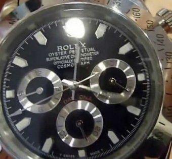 Материалы часов Rolex Daytona