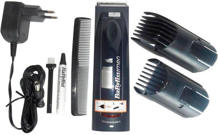 Машинка для стрижки волос BaByliss E696E