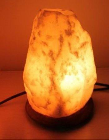 Достоинства солевой лампы