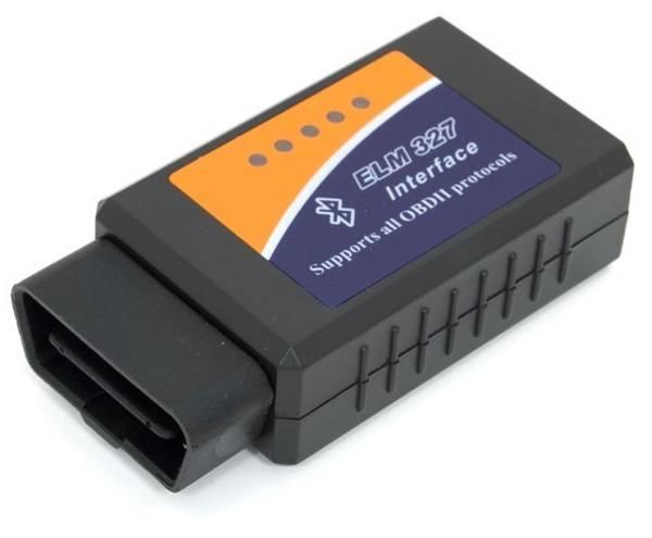 Автомобильный сканер ELM327