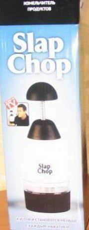 Мой обзор на измельчитель Slap Chop