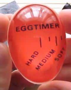 Внешний вид и конструкция индикатора eggtimer