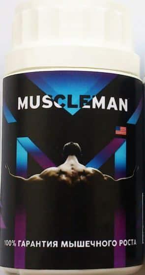 Обзор на биодобавку Muscleman