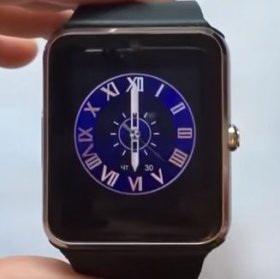 Мой обзор умных часов Smart Watch GT08