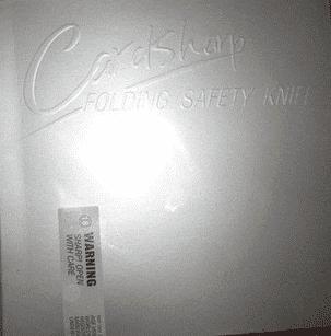 Упаковка и внешний вид CardSharp 2