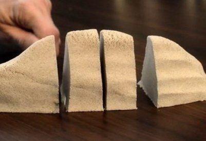 Что такое «живой песок»?