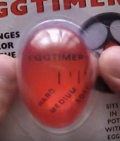 Обзор на индикатор для варки яиц Eggtimer