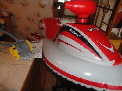 Особенности водного скутера JS-PRO Race Rider