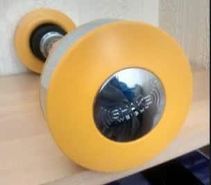 Как заниматься с гантелью Shake Weight