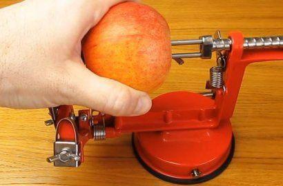 Конструкция Apple Peeler серпантин