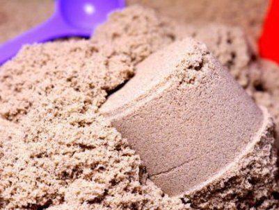 Чем полезны игры в домашней песочнице