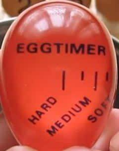 Принцип работы индикатора eggtimer