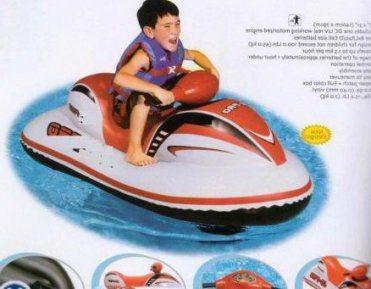 Правила использования надувного скутера JS-PRO Race Rider