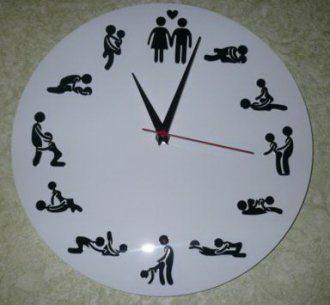 Особенности часов в стиле «Камасутра»