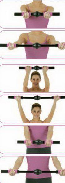 Упражнения с данным тренажером Easy Curves