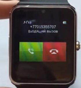 Уникальные возможности Smart Watch GT08