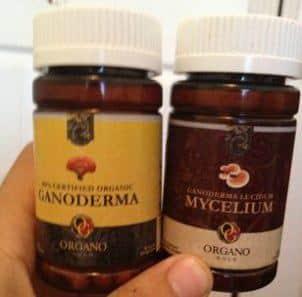Ганодерма или гриб Рейши для похудения - упаковка