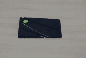 Вид ножа CardSharp 2