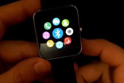Использование смарт-часов Smart Watch GT08