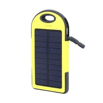 PowerBank (Повербанк) на солнечных батареях
