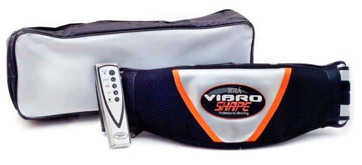Массажный пояс для похудения Vibro Shape (Совершенный силуэт)