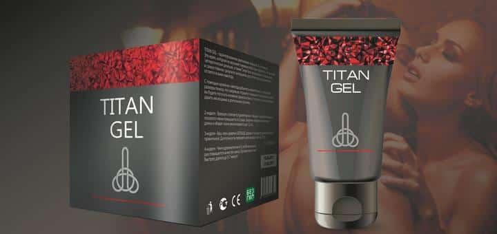 Титан гель (Titan Gel)