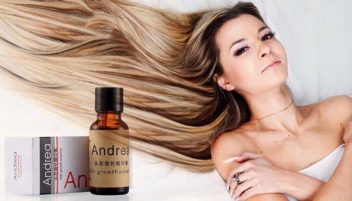 Сыворотка для ускорения роста волос Andrea
