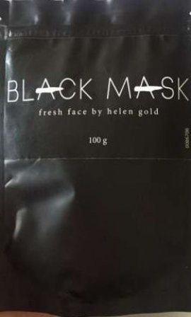 Мой обзор черной маски Black Mask для лица