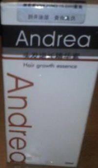 Мой обзор сыворотки для роста волос Andrea