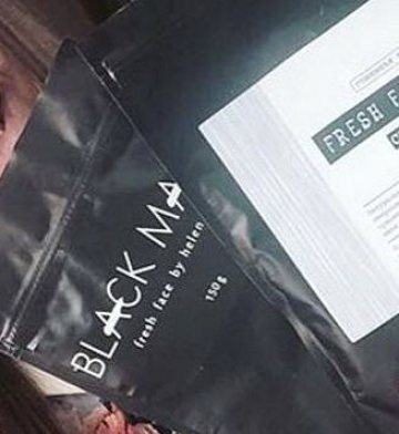 Форма выпуска и упаковка маски Black Mask