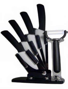 Как использовать керамические ножи Kenji Knife