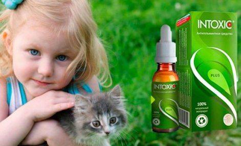 Intoxic Plus - антигельминтное средство от паразитов
