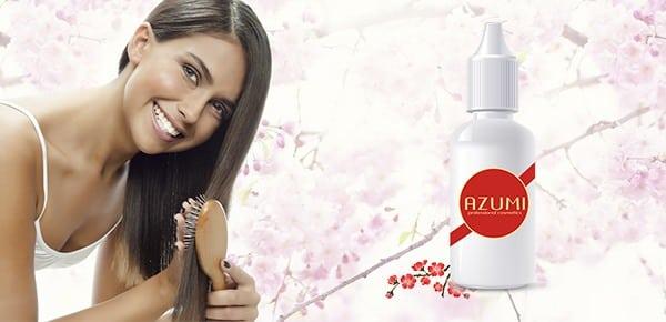 AZUMI - средство для восстановления волос