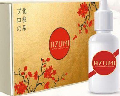 Мой обзор средства для восстановления волос AZUMI