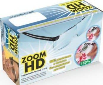 Мой обзор очков Zoom HD