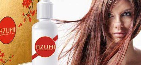Действие сыворотки AZUMI