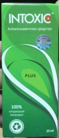 Коробка Intoxic Plus