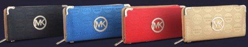 Мои впечатления от покупки кошелька Michael Kors и их цвета
