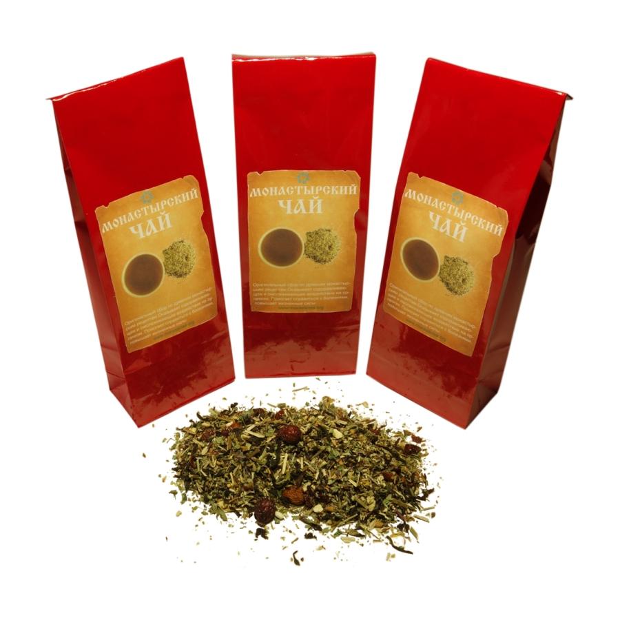 Монастырский чай для здоровья