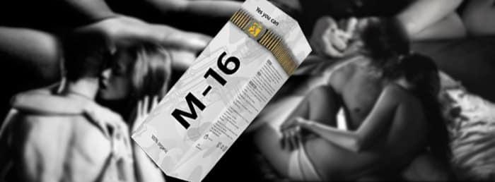 Спрей для потенции М16