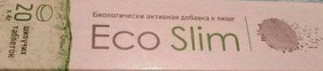 Упаковка и форма выпуска EcoSlim
