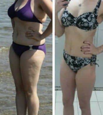 Мой опыт похудения с Cerebro Slim