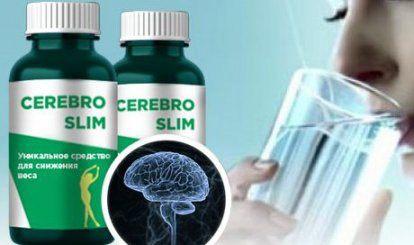 Достоинство применения капель для похудения Cerebro Slim
