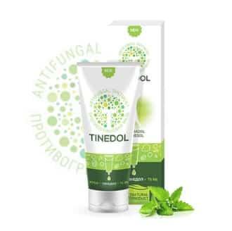 Tinedol (Тинедол) от грибка на ногах