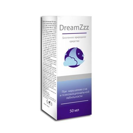 DreamZzz (ДримЗзз) капли от бессонницы